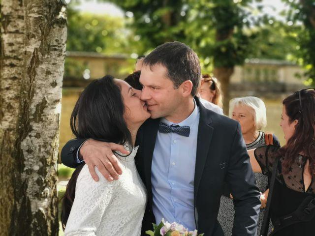 Le mariage de Vladimir  et Odile  à Chantilly, Oise 7
