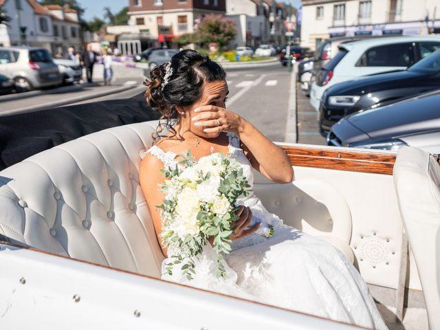 Le mariage de David et Cécile à Ozoir-la-Ferrière, Seine-et-Marne 19