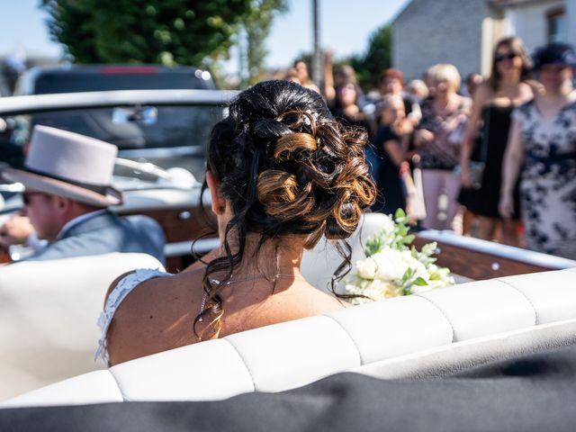 Le mariage de David et Cécile à Ozoir-la-Ferrière, Seine-et-Marne 20