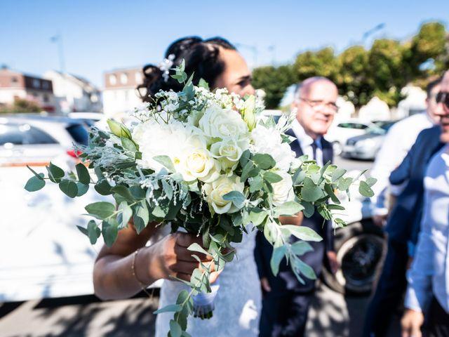Le mariage de David et Cécile à Ozoir-la-Ferrière, Seine-et-Marne 26