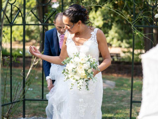Le mariage de David et Cécile à Ozoir-la-Ferrière, Seine-et-Marne 29