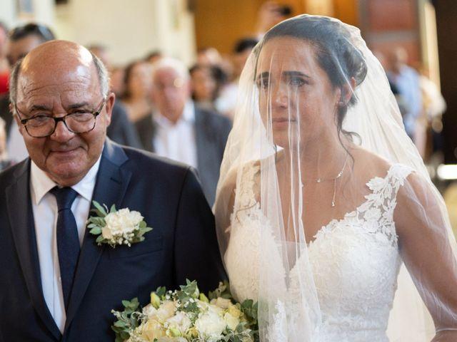 Le mariage de David et Cécile à Ozoir-la-Ferrière, Seine-et-Marne 1