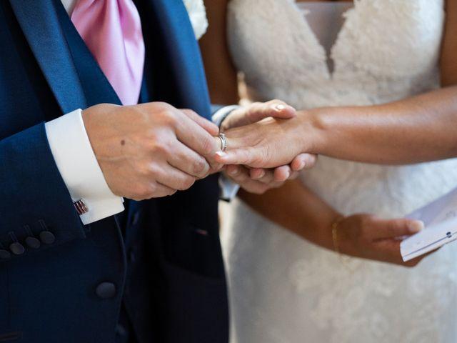 Le mariage de David et Cécile à Ozoir-la-Ferrière, Seine-et-Marne 2