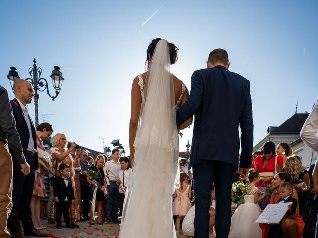 Le mariage de David et Cécile à Ozoir-la-Ferrière, Seine-et-Marne 34