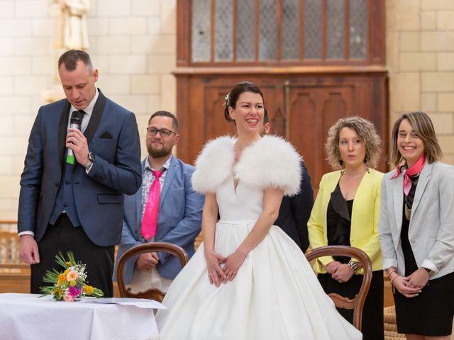 Le mariage de Christophe et Elise à Tiffauges, Vendée 29
