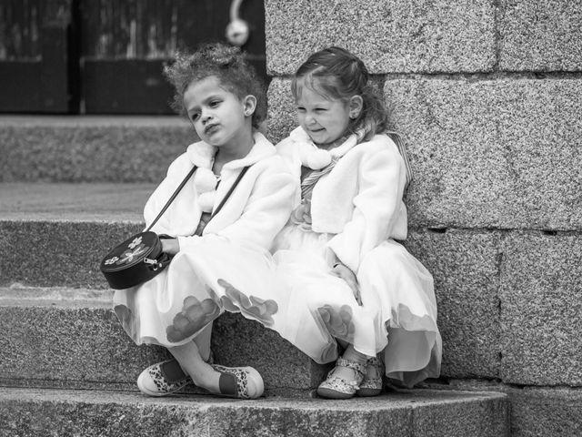 Le mariage de Christophe et Elise à Tiffauges, Vendée 35