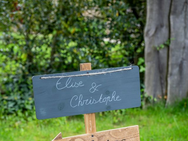 Le mariage de Christophe et Elise à Tiffauges, Vendée 36