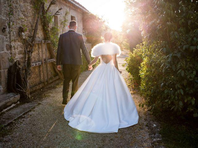 Le mariage de Christophe et Elise à Tiffauges, Vendée 1