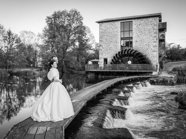 Le mariage de Christophe et Elise à Tiffauges, Vendée 2