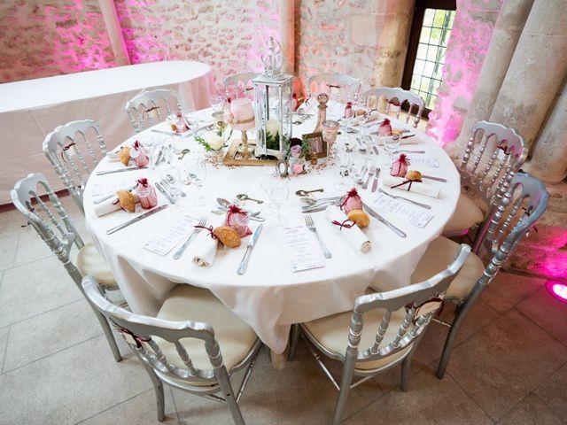 Le mariage de David et Cécile à Ozoir-la-Ferrière, Seine-et-Marne 44