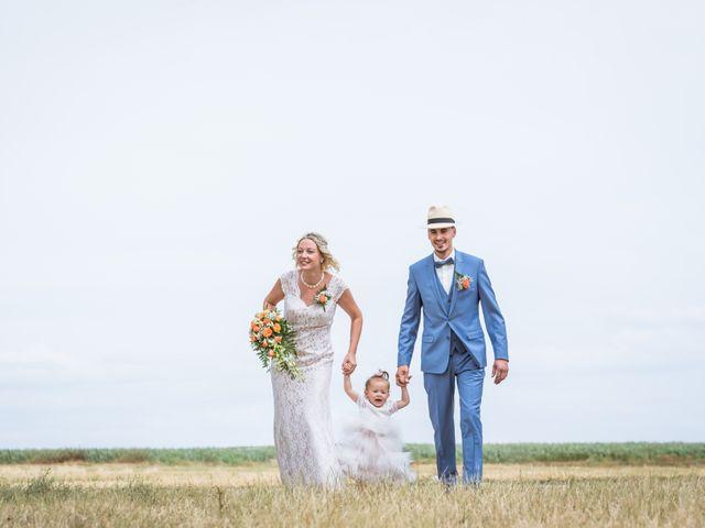 Le mariage de Maelle et Oleg