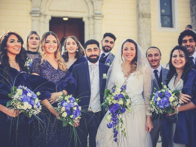 Le mariage de David et Laurène à Légny, Rhône 4