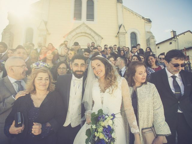 Le mariage de David et Laurène à Légny, Rhône 7