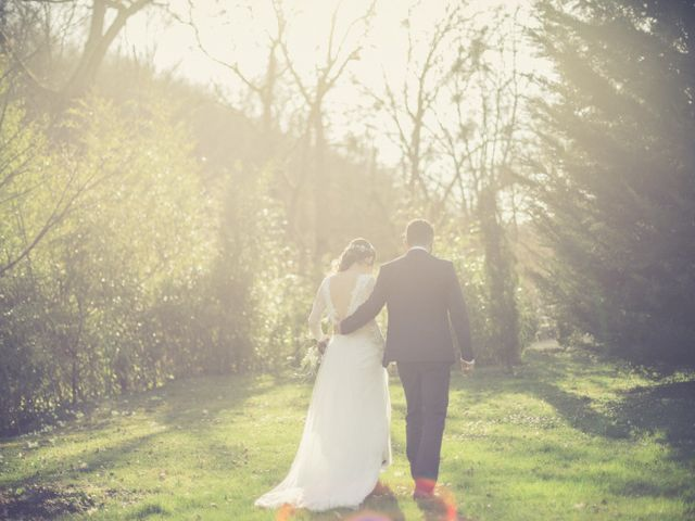Le mariage de David et Laurène à Légny, Rhône 9