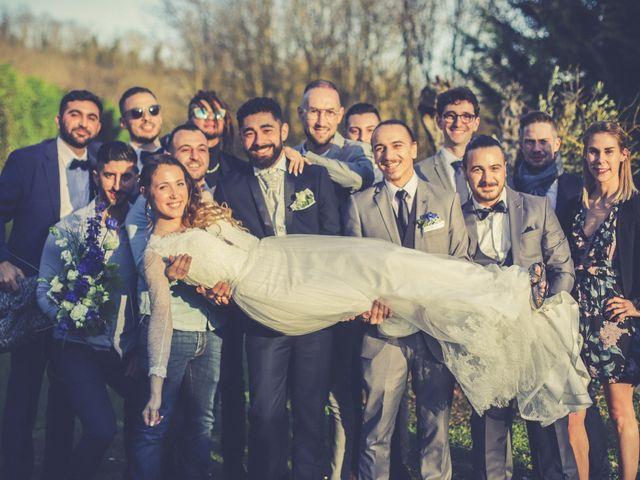 Le mariage de David et Laurène à Légny, Rhône 10