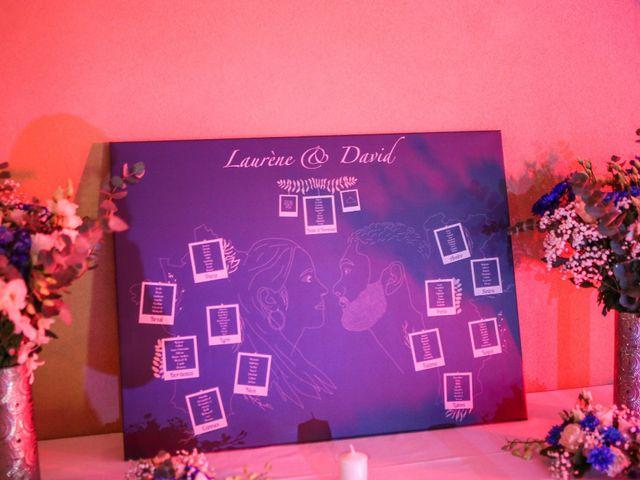 Le mariage de David et Laurène à Légny, Rhône 11