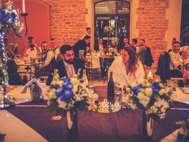 Le mariage de David et Laurène à Légny, Rhône 14
