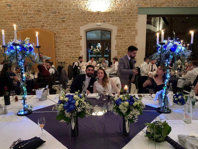 Le mariage de David et Laurène à Légny, Rhône 23