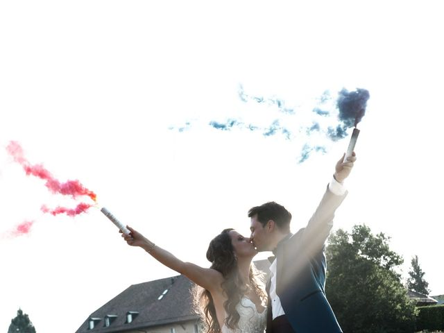 Le mariage de Jonathan et Besarta à Carouge, Genève 1