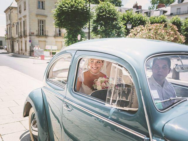Le mariage de Adrien et Jessica à Tours, Indre-et-Loire 6
