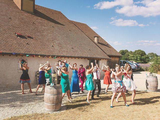 Le mariage de Adrien et Jessica à Tours, Indre-et-Loire 17