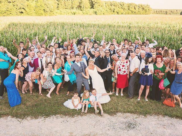 Le mariage de Adrien et Jessica à Tours, Indre-et-Loire 18