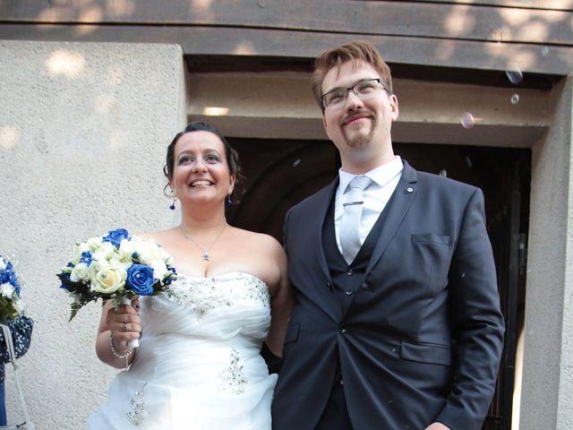 Le mariage de Gloria et Loïs