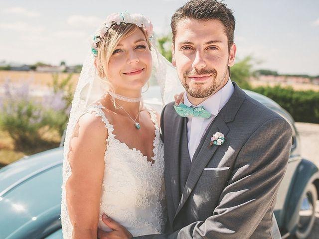 Le mariage de Jessica et Adrien