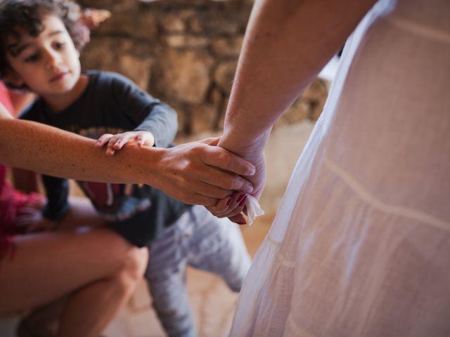 Le mariage de Clément et Marie à Goudargues, Gard 11