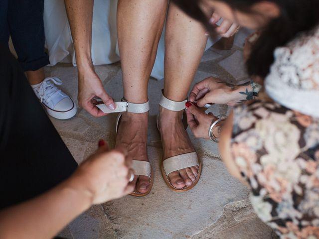 Le mariage de Clément et Marie à Goudargues, Gard 15