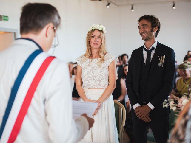 Le mariage de Clément et Marie à Goudargues, Gard 18