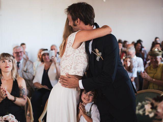 Le mariage de Clément et Marie à Goudargues, Gard 19