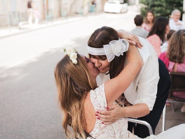 Le mariage de Clément et Marie à Goudargues, Gard 23