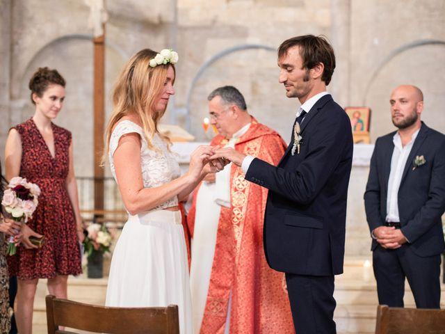 Le mariage de Clément et Marie à Goudargues, Gard 27