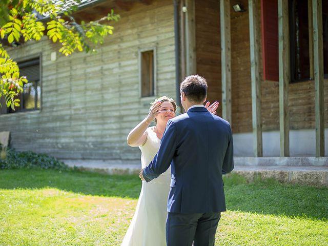 Le mariage de Pierre et Marion à La Bastide-Puylaurent, Lozère 4