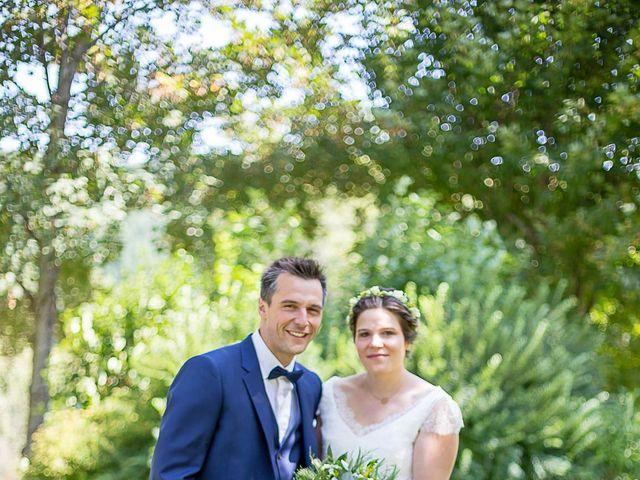 Le mariage de Pierre et Marion à La Bastide-Puylaurent, Lozère 5