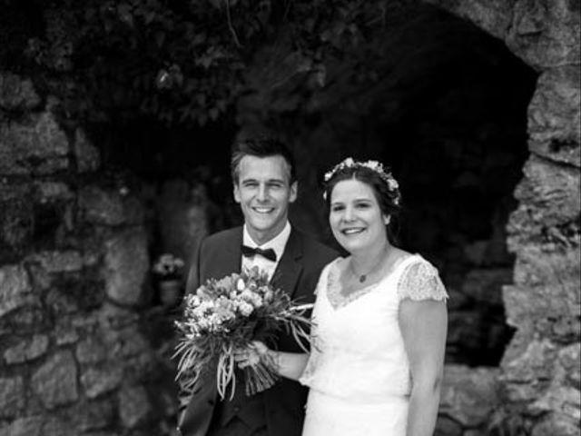 Le mariage de Pierre et Marion à La Bastide-Puylaurent, Lozère 8