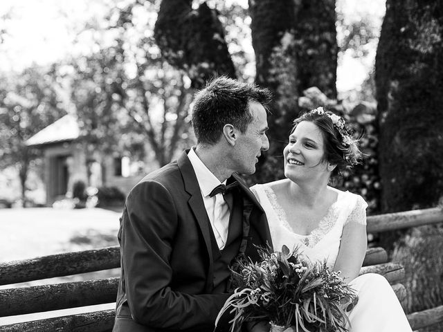 Le mariage de Pierre et Marion à La Bastide-Puylaurent, Lozère 9