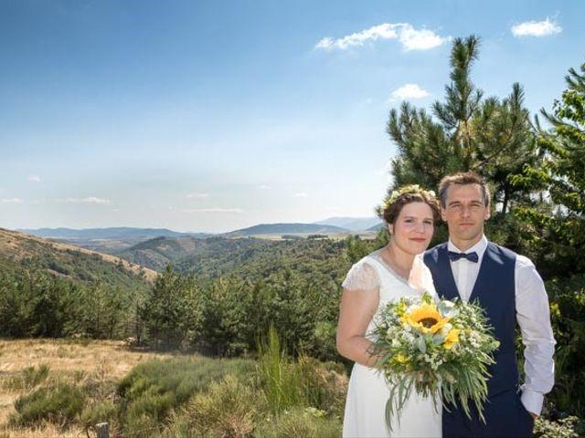 Le mariage de Pierre et Marion à La Bastide-Puylaurent, Lozère 11