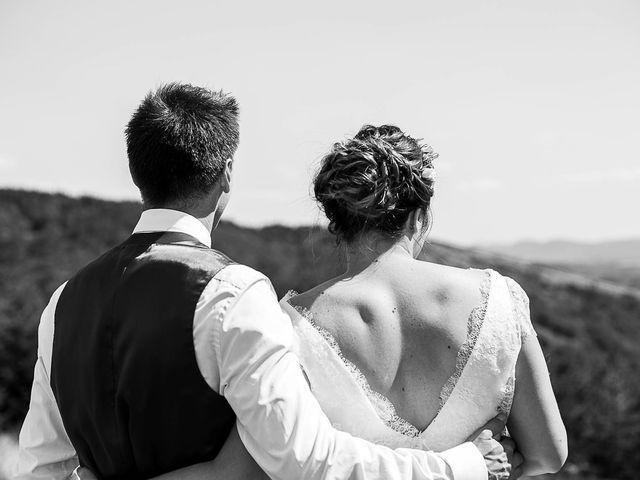 Le mariage de Pierre et Marion à La Bastide-Puylaurent, Lozère 16