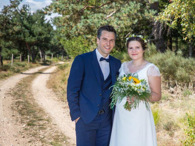 Le mariage de Pierre et Marion à La Bastide-Puylaurent, Lozère 17