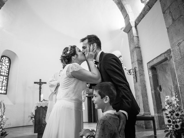Le mariage de Pierre et Marion à La Bastide-Puylaurent, Lozère 30