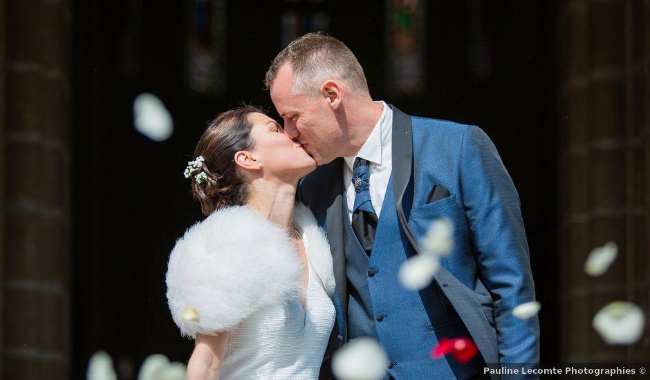 Le mariage de Christophe et Elise à Tiffauges, Vendée