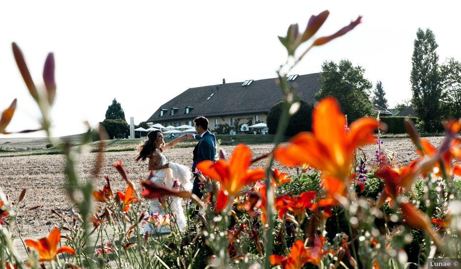 Le mariage de Jonathan et Besarta à Carouge, Genève