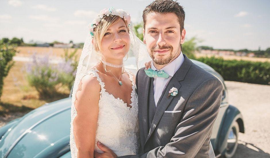 Le mariage de Adrien et Jessica à Tours, Indre-et-Loire