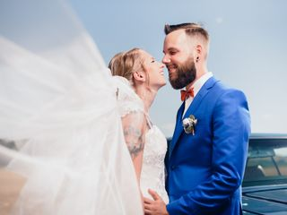 Le mariage de Carole et Guillaume