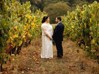 Le mariage de Julia et Mickaël