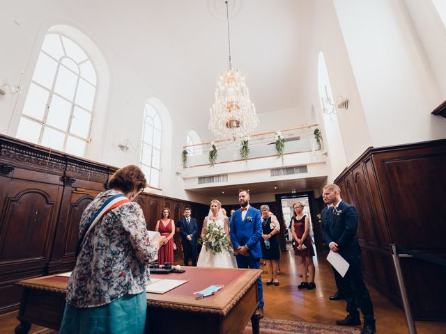 Le mariage de Guillaume et Carole à Thionville, Moselle 2