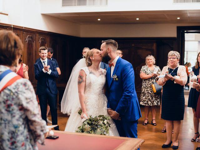 Le mariage de Guillaume et Carole à Thionville, Moselle 31