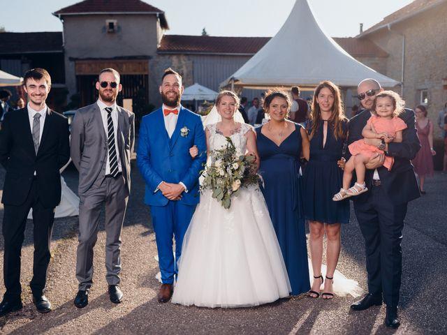 Le mariage de Guillaume et Carole à Thionville, Moselle 83